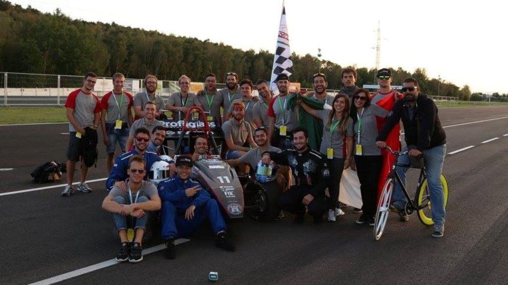 Formula ATA (Varano de' Melegari) e Formula Student Czech (Most)