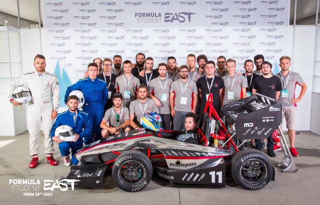 Formula ATA (Varano de' Melegari) e Formula Student East (Gyor)